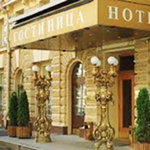Гостиницы Петропавловского