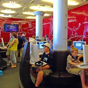 Интернет-кафе Петропавловского