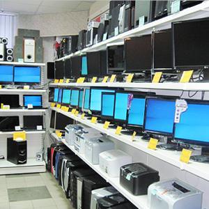 Компьютерные магазины Петропавловского