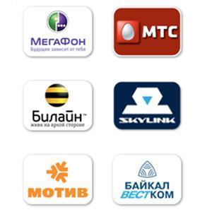 Операторы сотовой связи Петропавловского