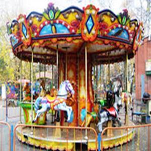 Парки культуры и отдыха Петропавловского