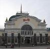 Железнодорожные вокзалы в Петропавловском