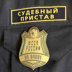 Судебные приставы Петропавловского
